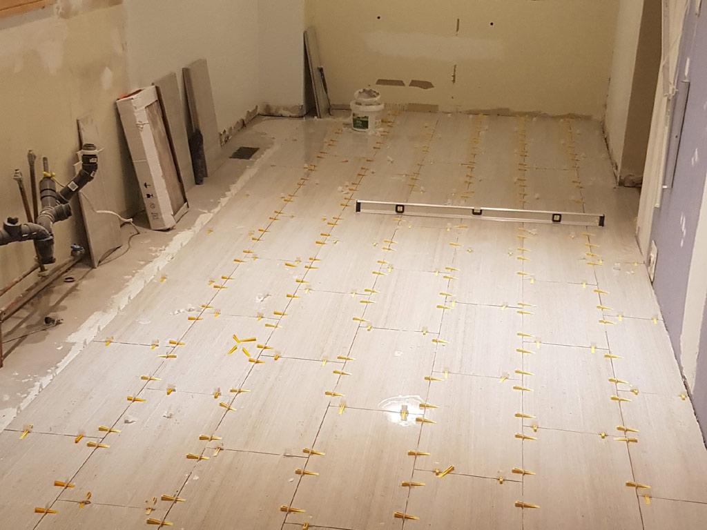 Tiling Setup