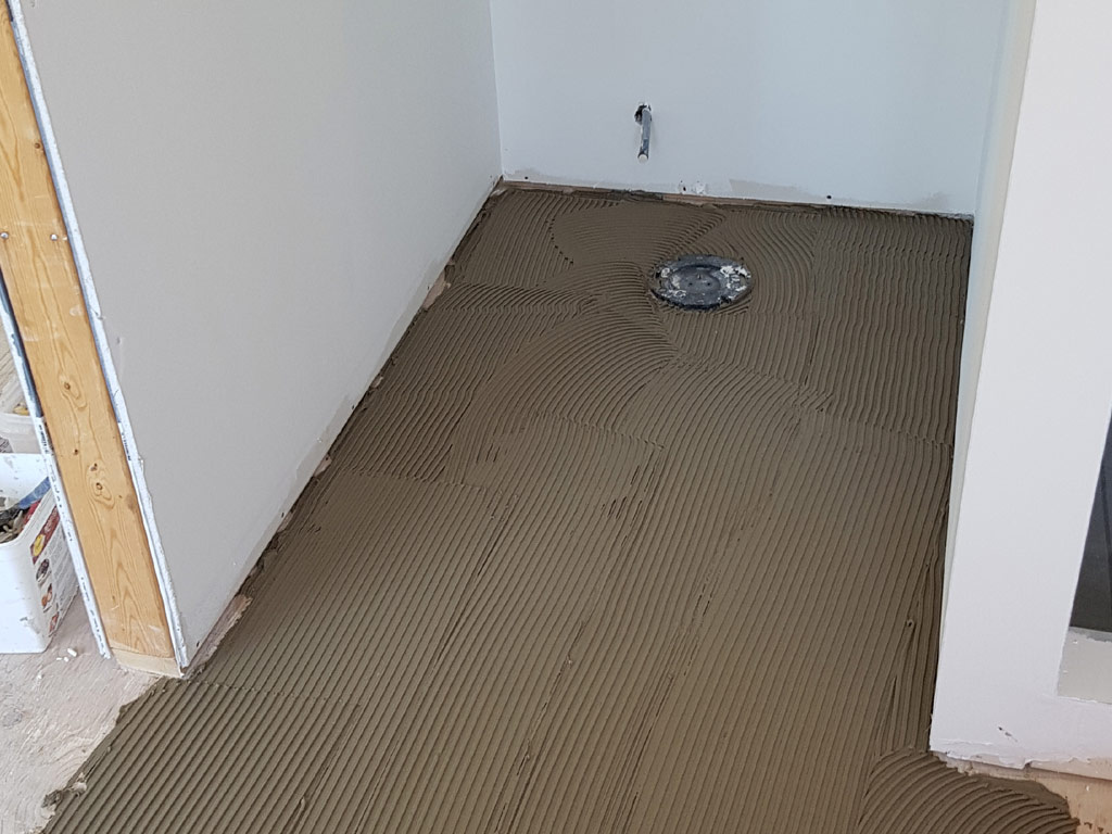 Grout Services