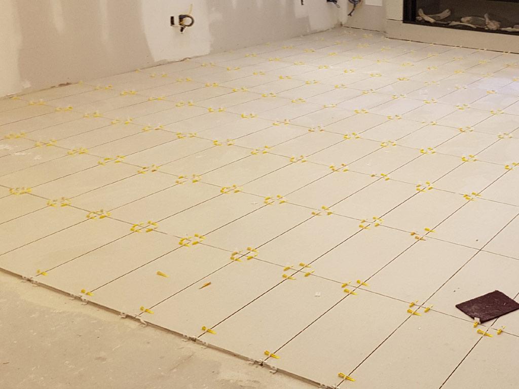 Tile Setup